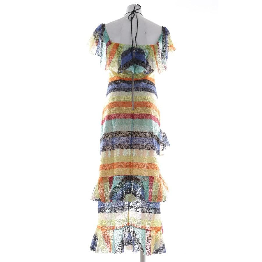 Kleid von Alice + Olivia in Multicolor Gr. 38 US 8