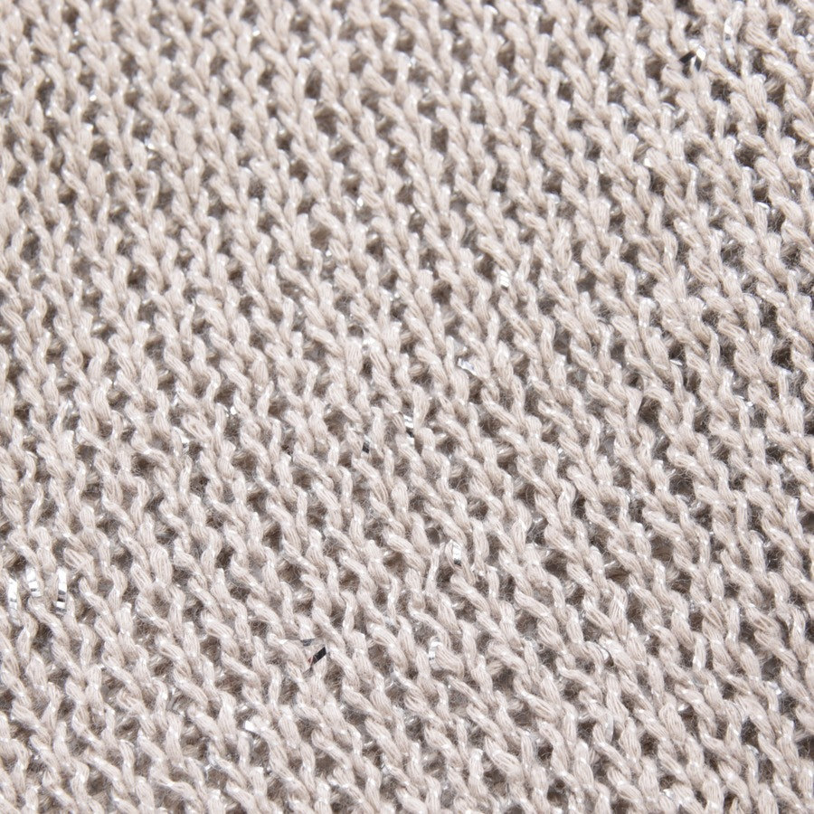 knitwear from Allude in beige size XS