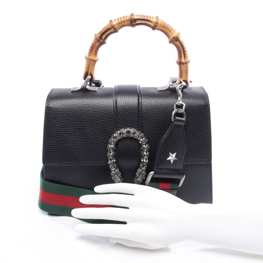 Schultertasche von Gucci in Schwarz - Dionysus Bamboo - Neu