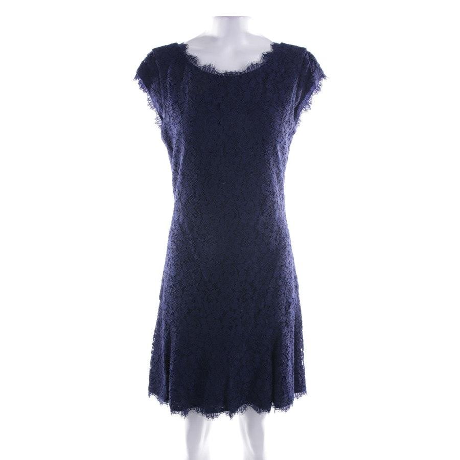 Kleid von Diane von Furstenberg in Dunkelblau Gr. 40 US 10