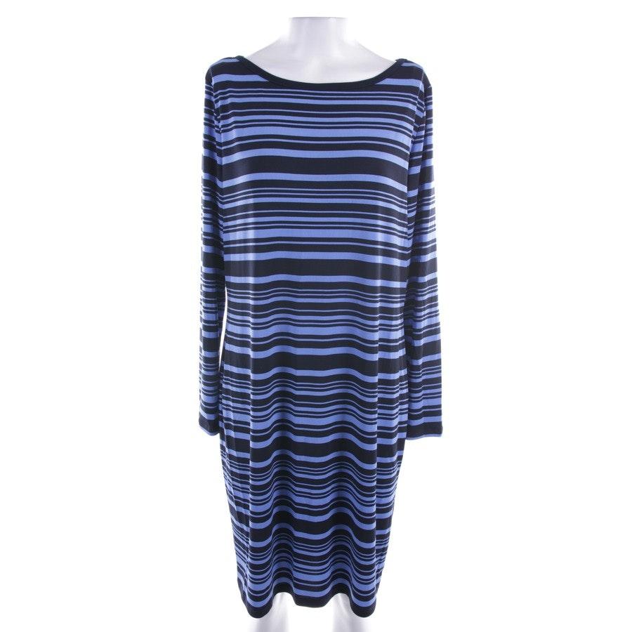 Kleid von Michael Kors in Schwarz und Blau Gr. L