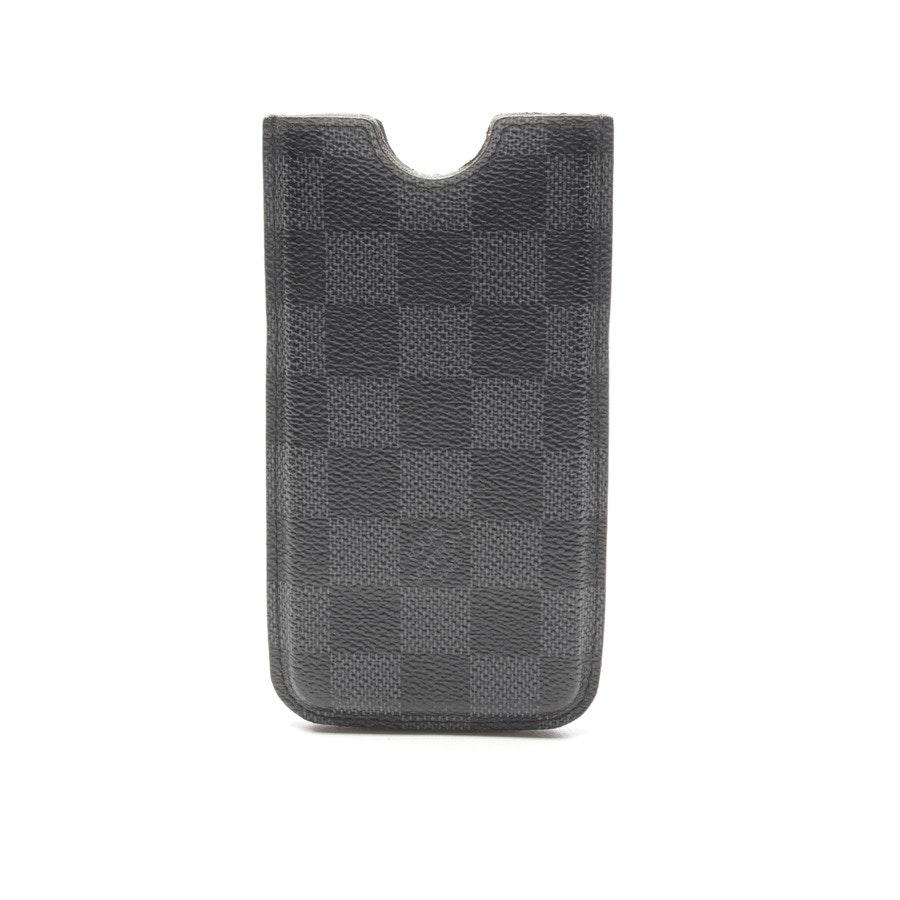 iPhone Case von Louis Vuitton in Schwarz