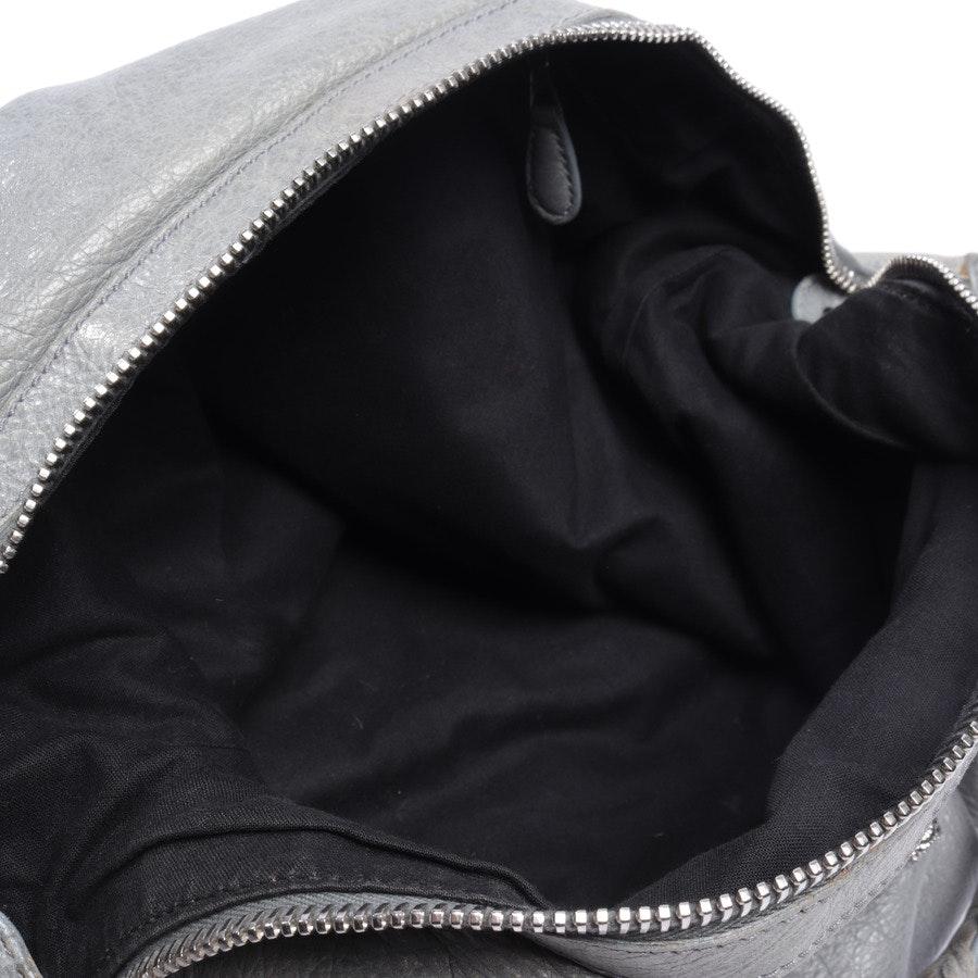 Schultertasche von Balenciaga in Graublau