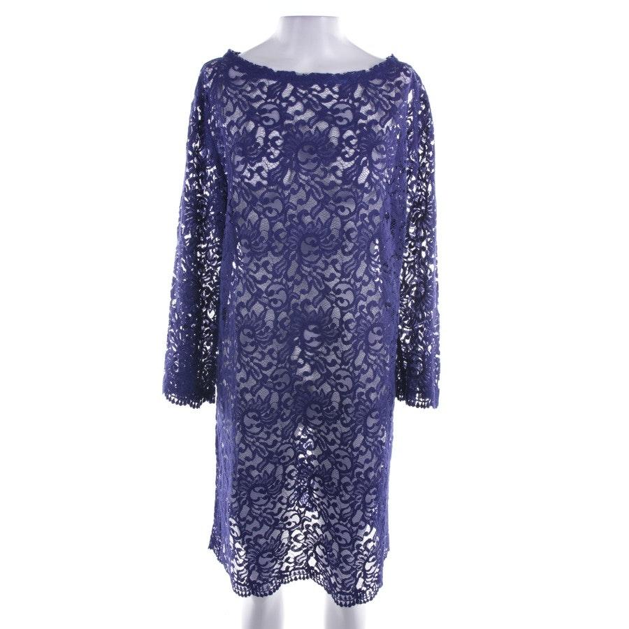 Kleid von Erika Cavallini in Blau Gr. 40 IT 46
