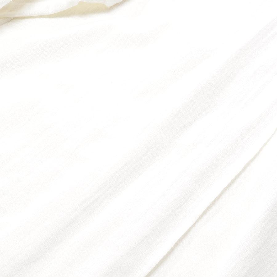 Bluse von Lareida in Wollweiß Gr. 36 - Neu