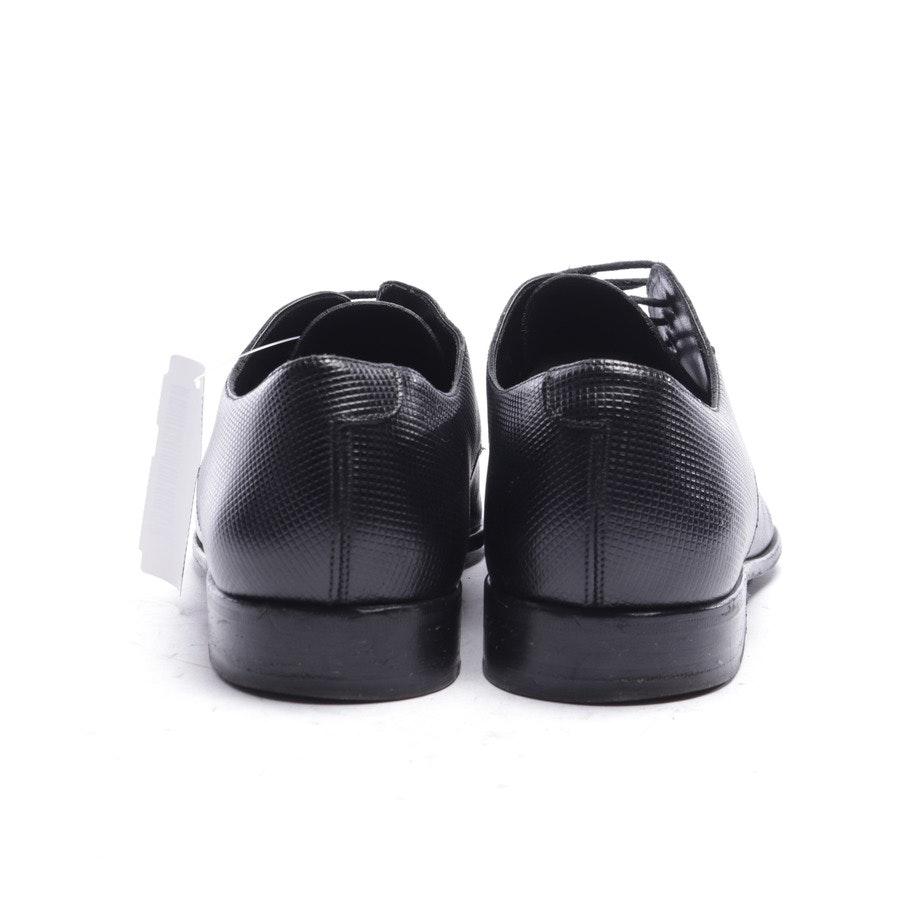 Schnürschuhe von Dolce & Gabbana in Schwarz Gr. EUR 41 US 7