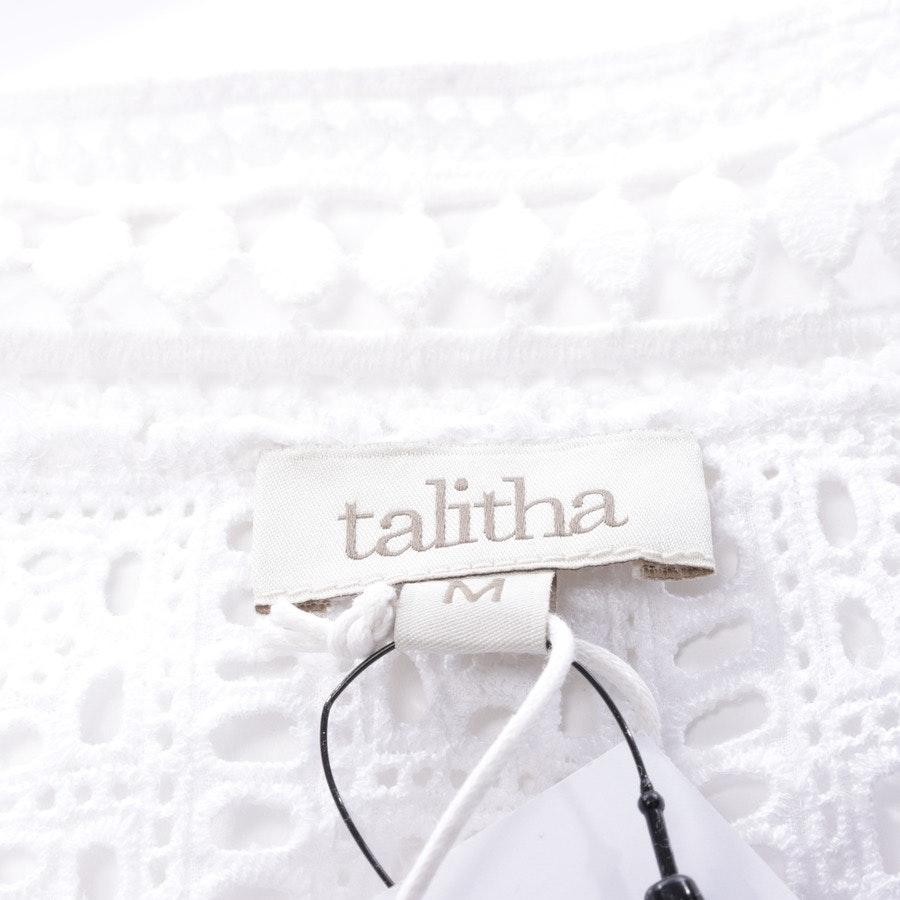 Tunikakleid von Talitha in Weiß Gr. M - Neu