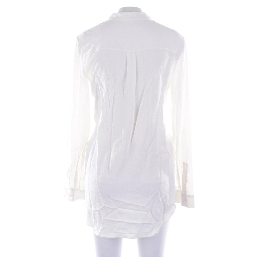 Bluse von Michael Kors Collection in Weiß Gr. 38 US 8