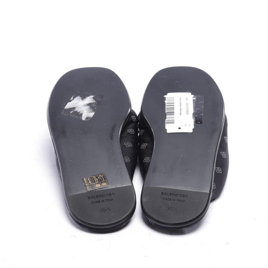 Sandalen von Balenciaga in Schwarz und Grau Gr. EUR 35,5 - Neu