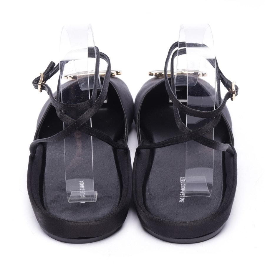 Sandalen von Balenciaga in Schwarz Gr. EUR 41 - Neu