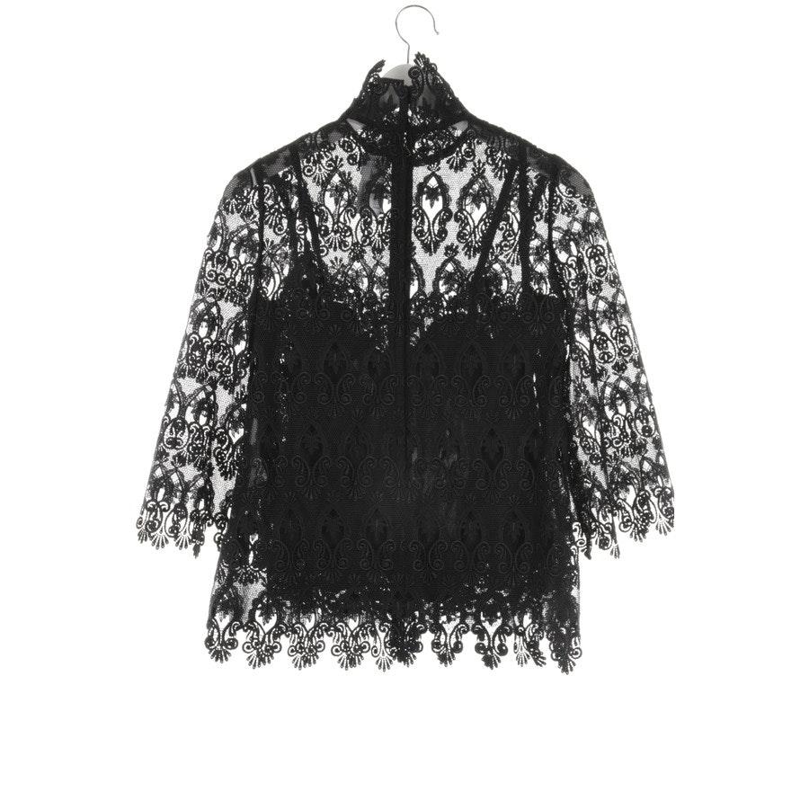 Bluse von Dolce & Gabbana in Schwarz Gr. 30 IT 36