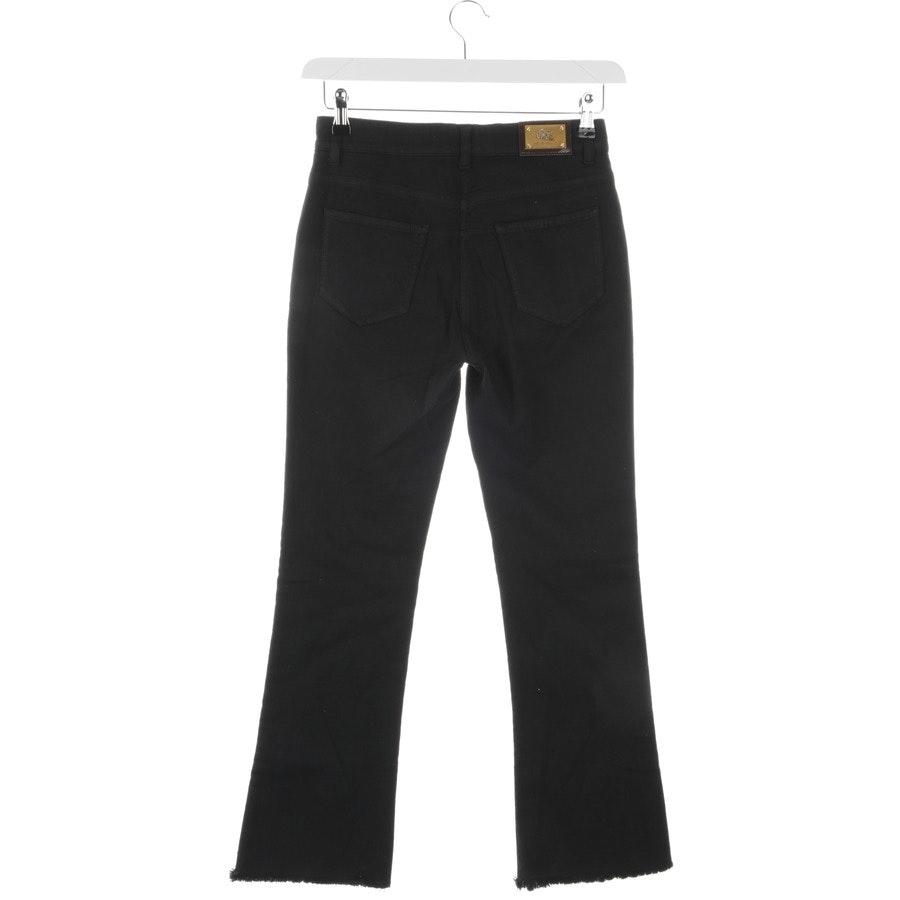 Jeans von Etro in Schwarz Gr. W27