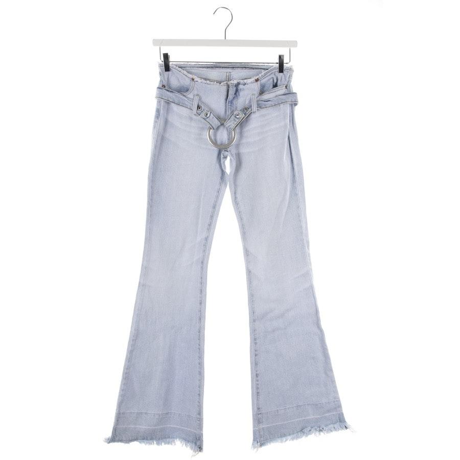 Jeans von Fornarina in Hellblau Gr. W29