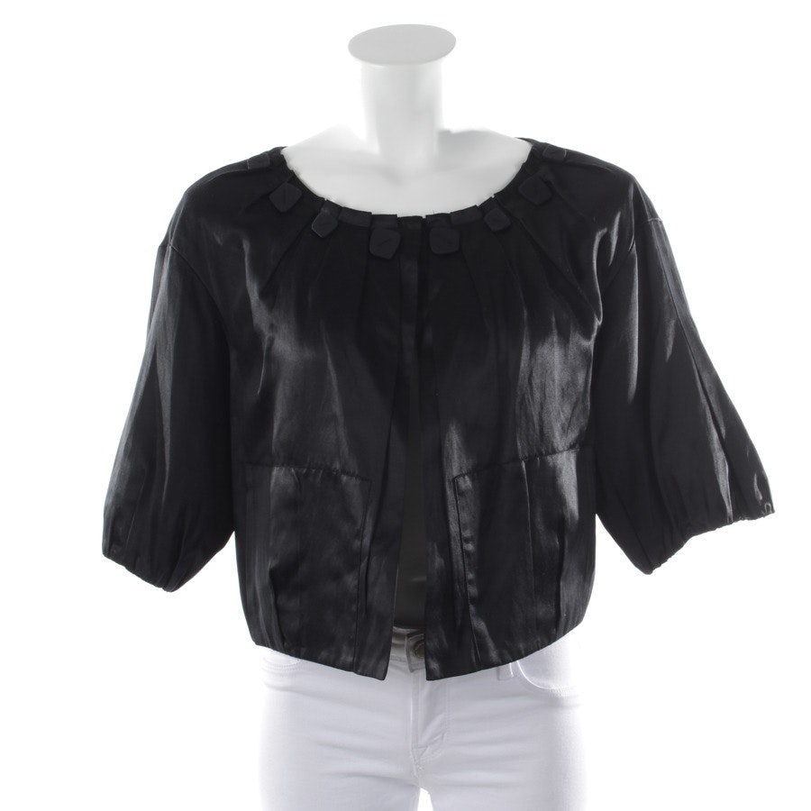 summer jackets from BCBG Max Azria in black size S - proportion of silk
