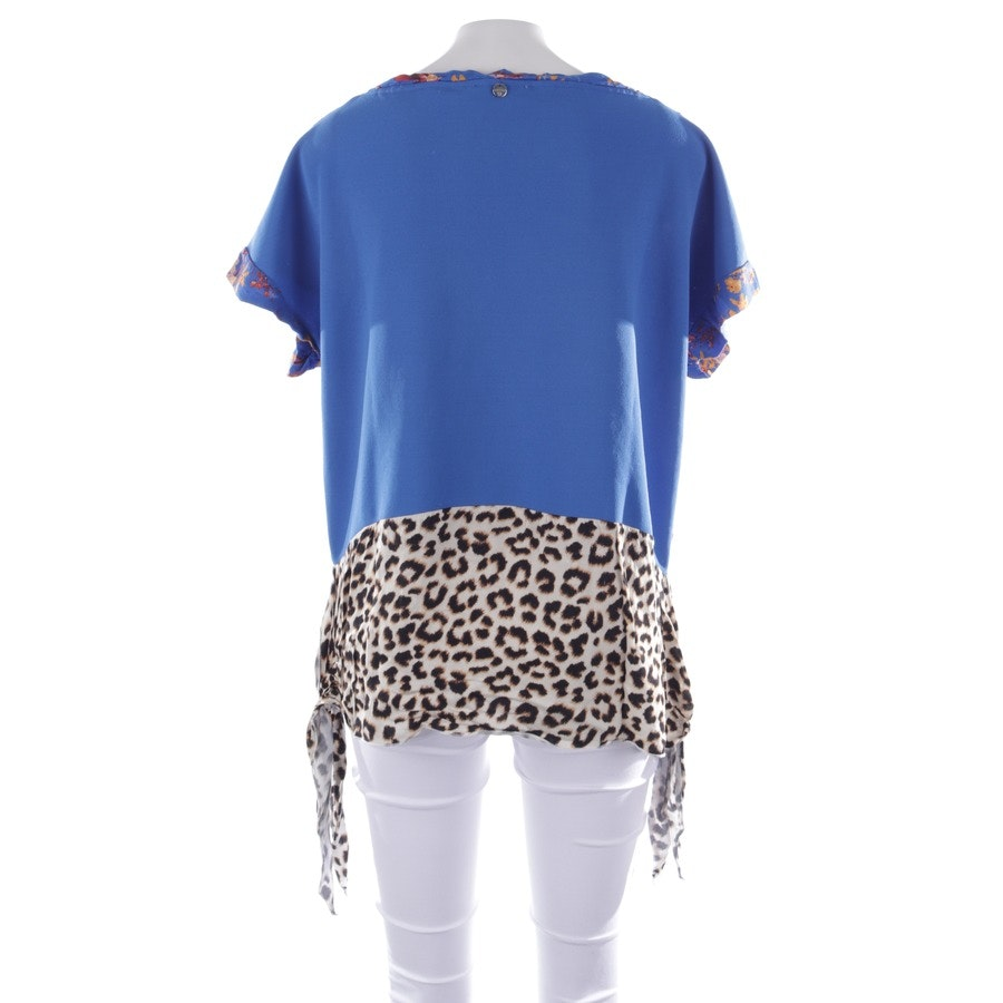 Blusenshirt von Rich & Royal in Blau und Multicolor Gr. S