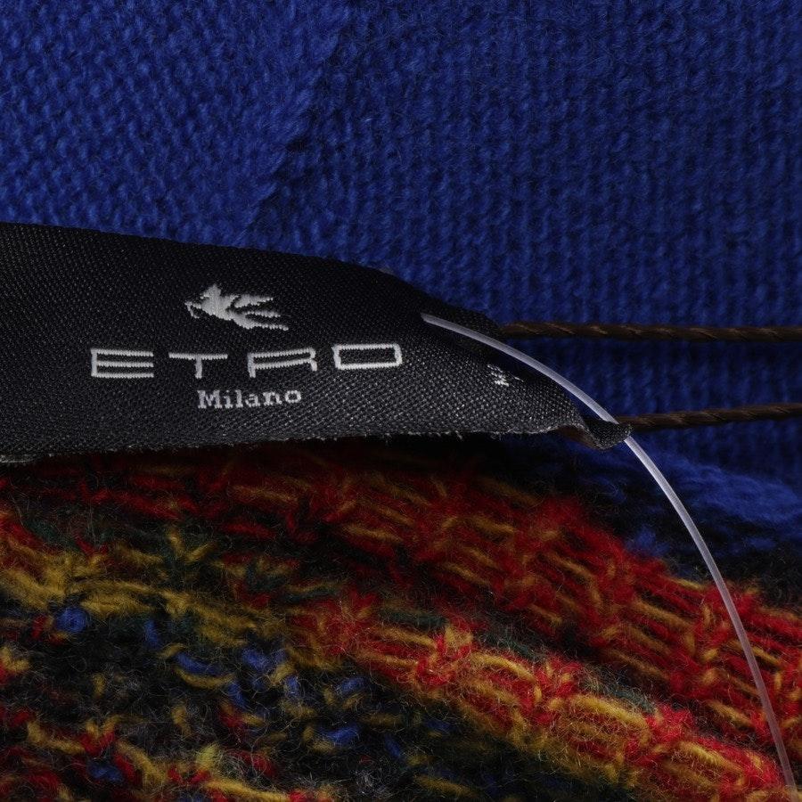 Strickjacke von Etro in Multicolor Gr. 36 IT 42 - Neu