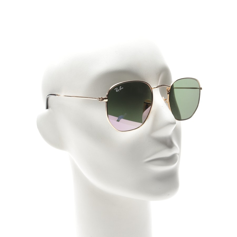 sunglasses from Ray Ban in gold - rb3548-n - new
