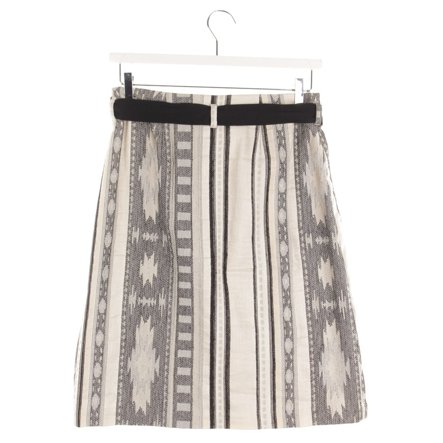 skirt from Drykorn in beige and black size W28
