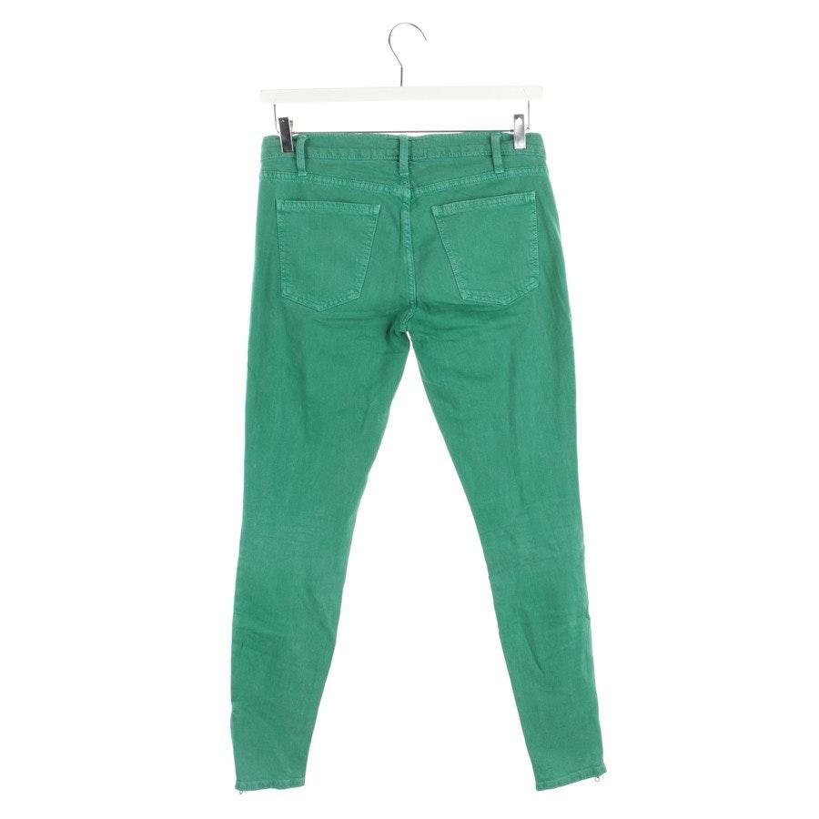 Jeans von Current/Elliott in Grün Gr. W27