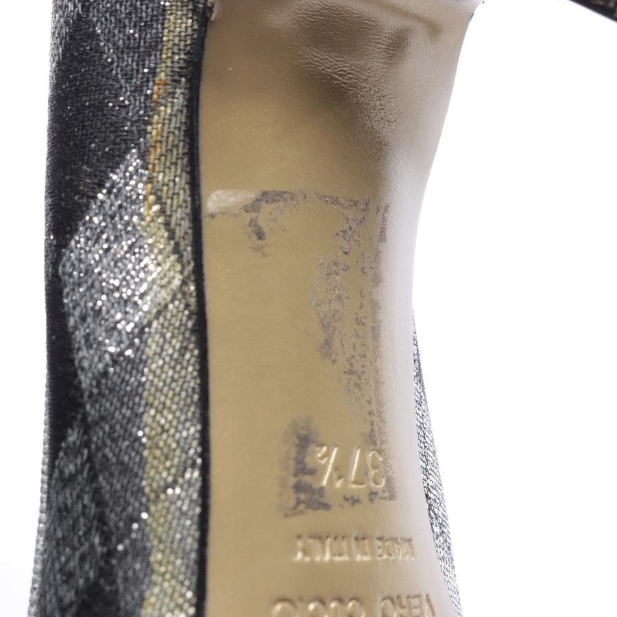 Pumps von Dolce & Gabbana in Silber Gr. EUR 37,5 - Neu