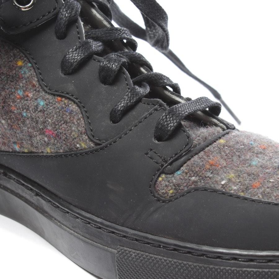 High-Top Sneaker von Balenciaga in Multicolor Gr. D 37