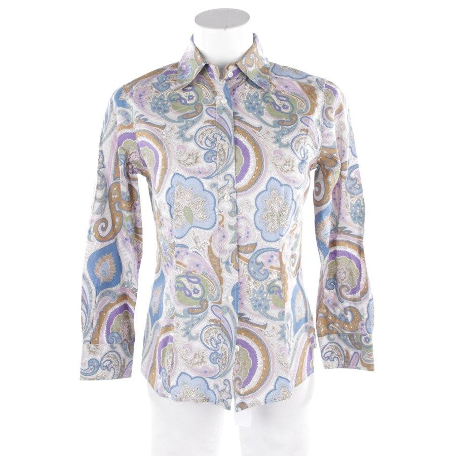 Bluse von Etro in Multicolor Gr. 36 IT 42