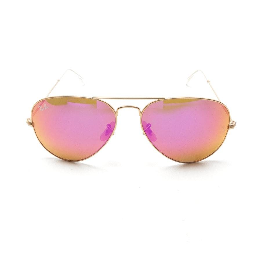 Sonnenbrille von Ray Ban in Gold - Aviator - Neu
