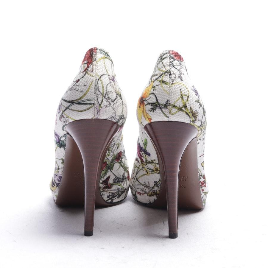 Peeptoes von Gucci in Multicolor Gr. EUR 38,5