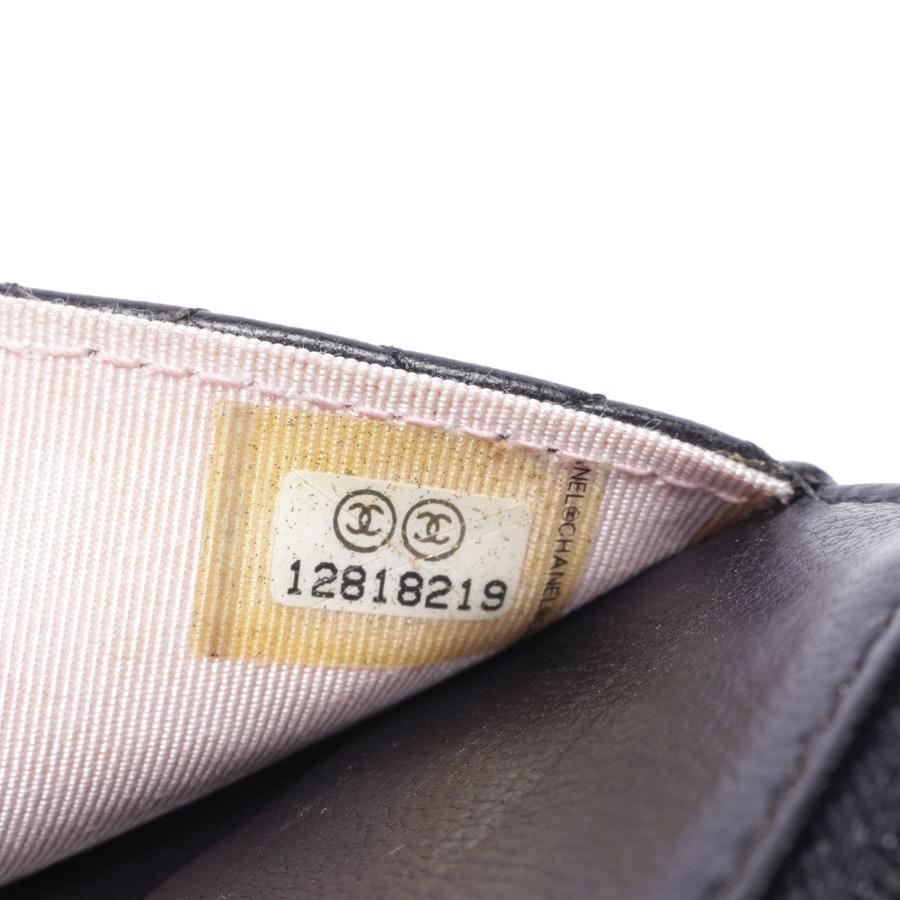 Abendtasche von Chanel in Schwarz