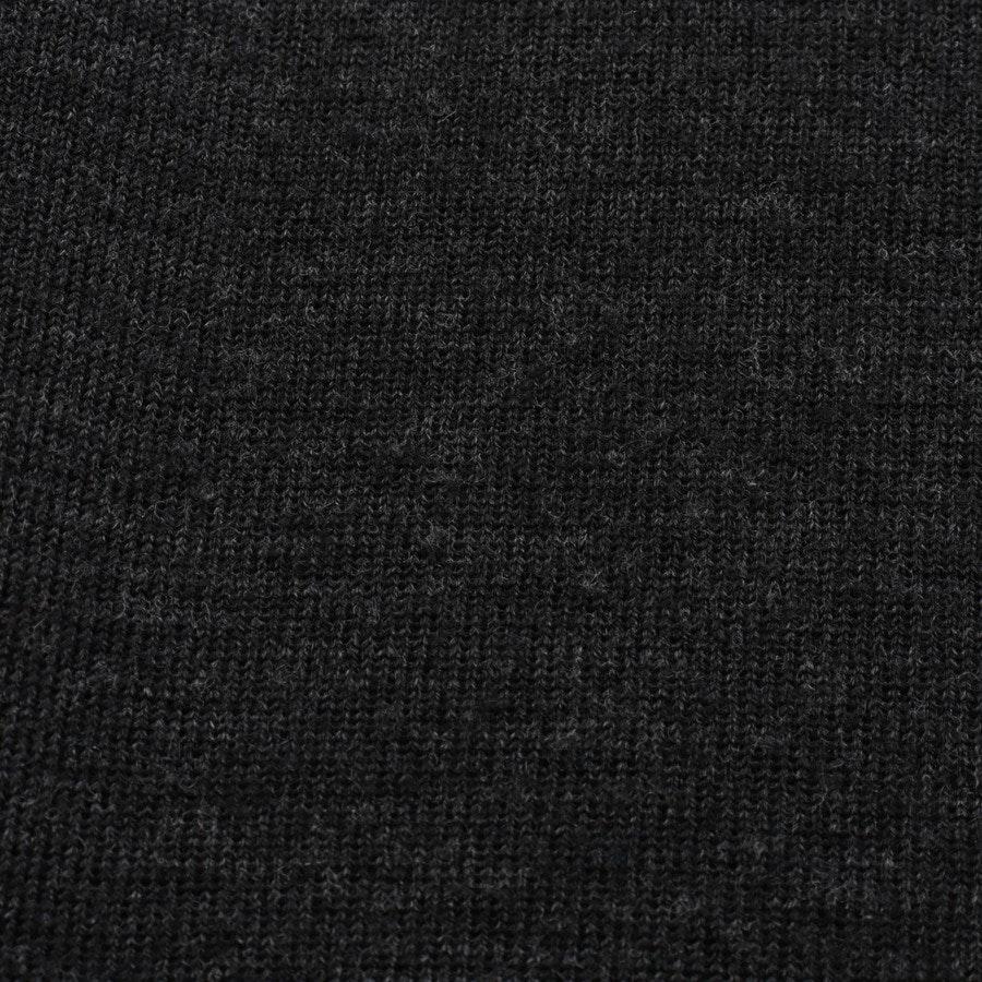 Strickjacke von Balenciaga in Dunkelgrau Gr. 38 FR 40