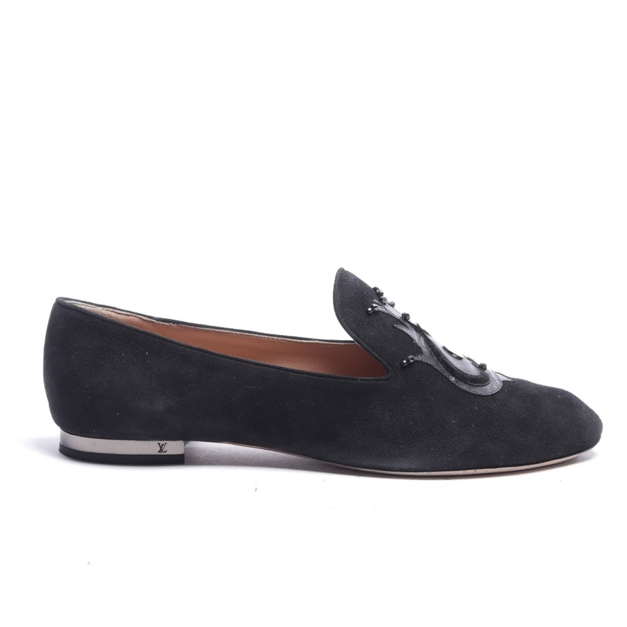 Loafer von Louis Vuitton in Schwarz Gr. EUR 40