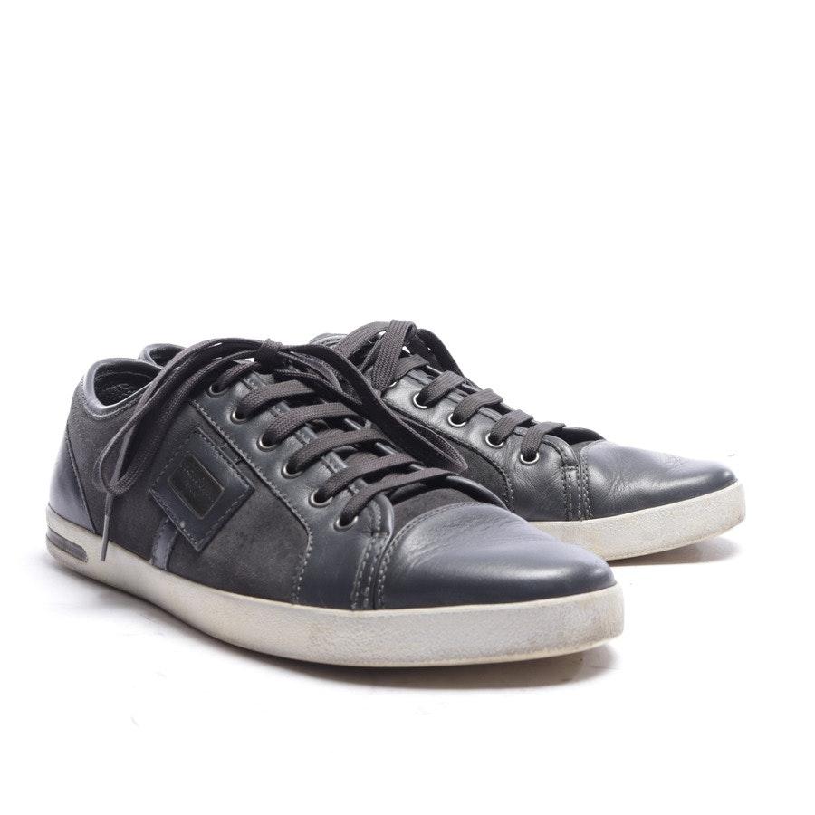 Sneaker von Dolce & Gabbana in Anthrazit Gr. EUR 43 UK 9
