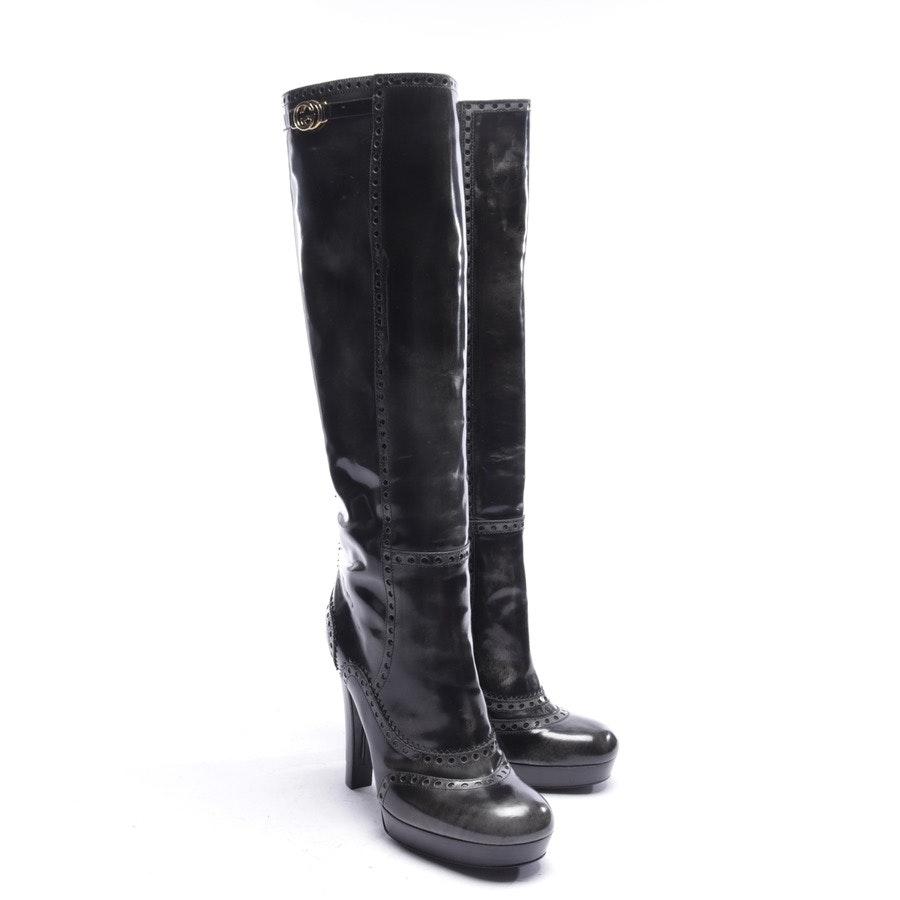 Stiefel von Gucci in Schwarz Gr. EUR 38