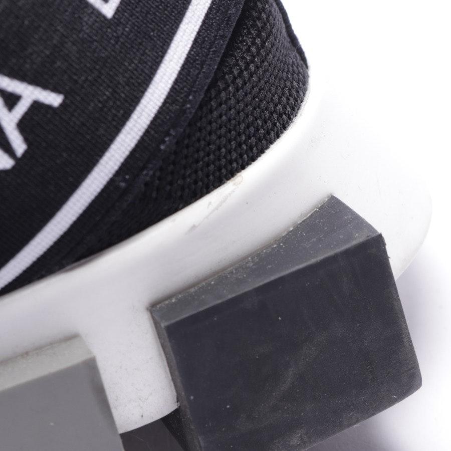 Sneaker von Dolce & Gabbana in Schwarz und Weiß Gr. EUR 41