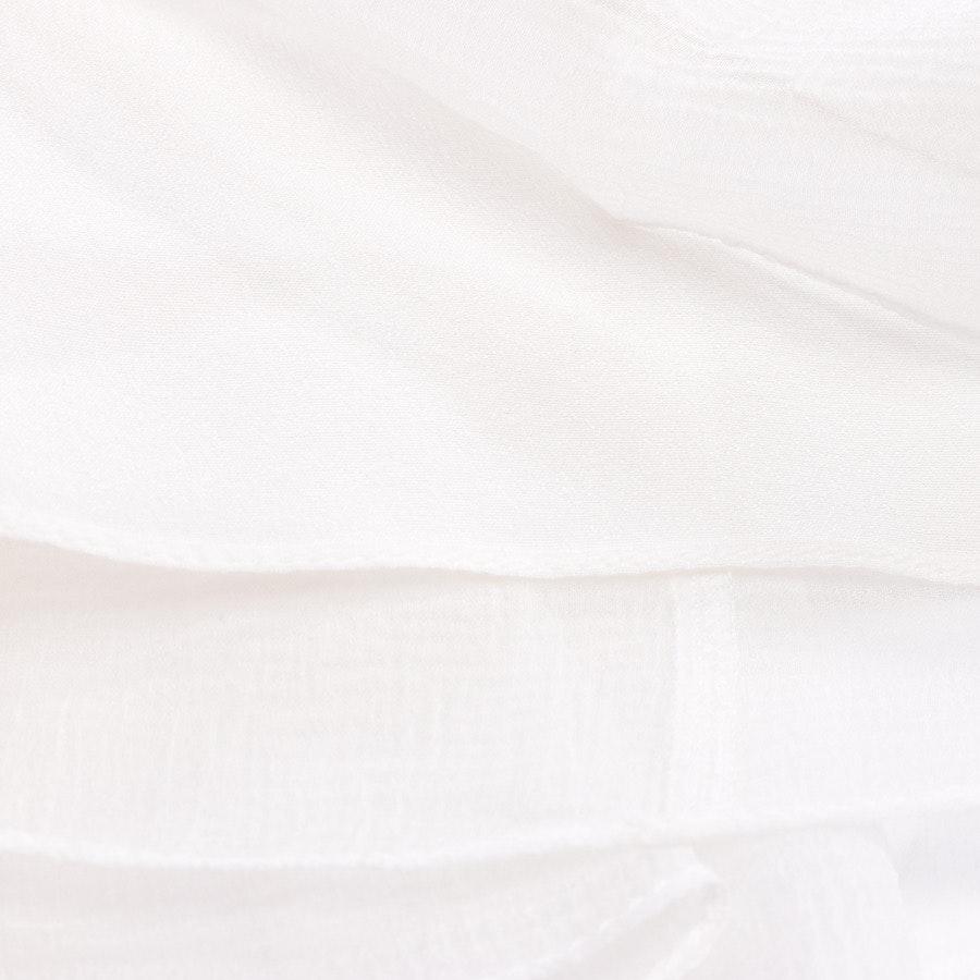 Seidenrock von Chloé in Weiß Gr. 36 FR 38