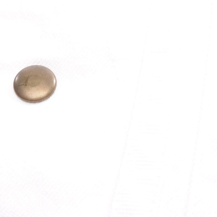 Hose von Chloé in Weiß Gr. 34 FR 36