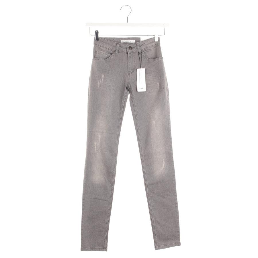 Jeans von Oui in Grau Gr. DE 34 - Baxtor Jeggings