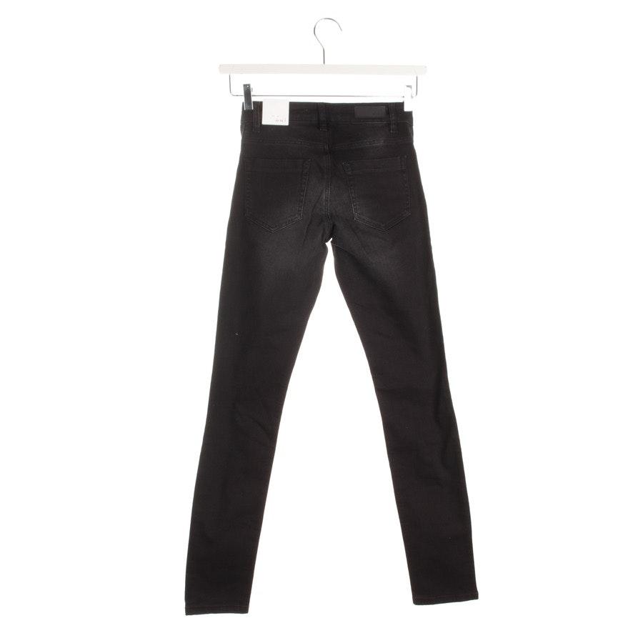 jeans from Oui in black size DE 34