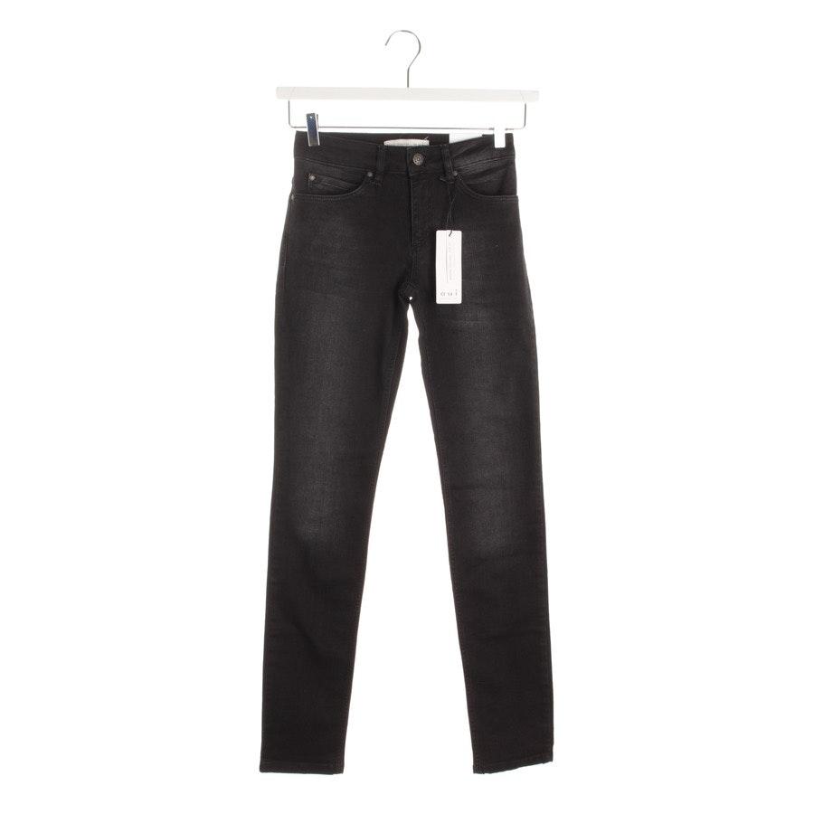 Jeans von Oui in Schwarz Gr. DE 34