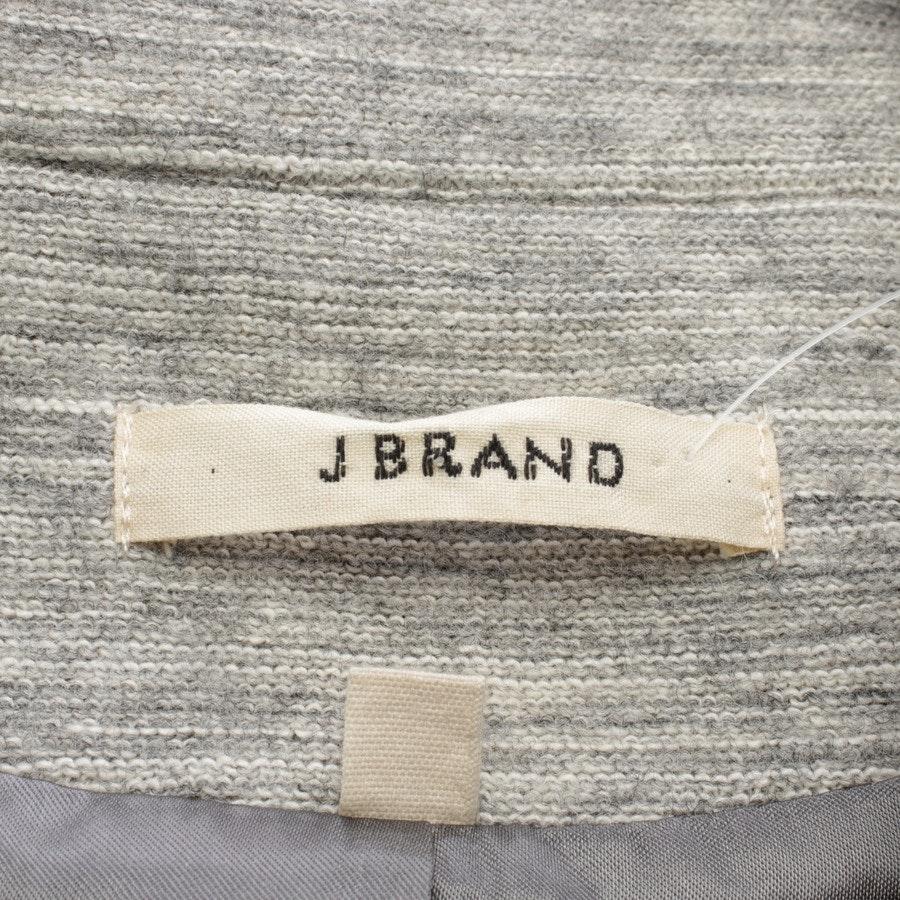 Übergangsjacke von J Brand in Grau Gr. M