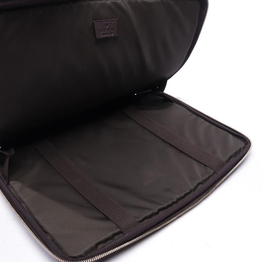 Laptopcase von Gucci in Braun