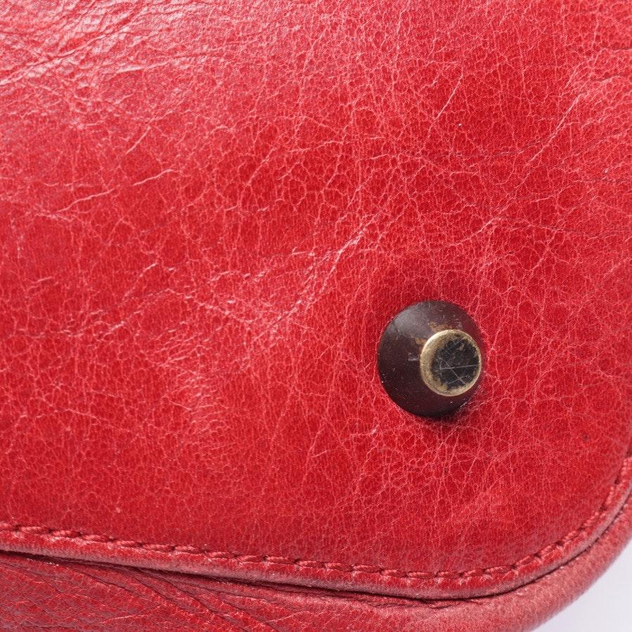 Handtasche von Balenciaga in Rot