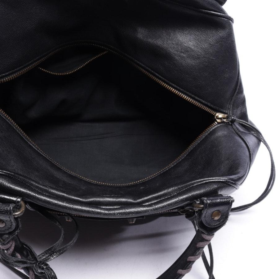 Handtasche von Balenciaga in Schwarz