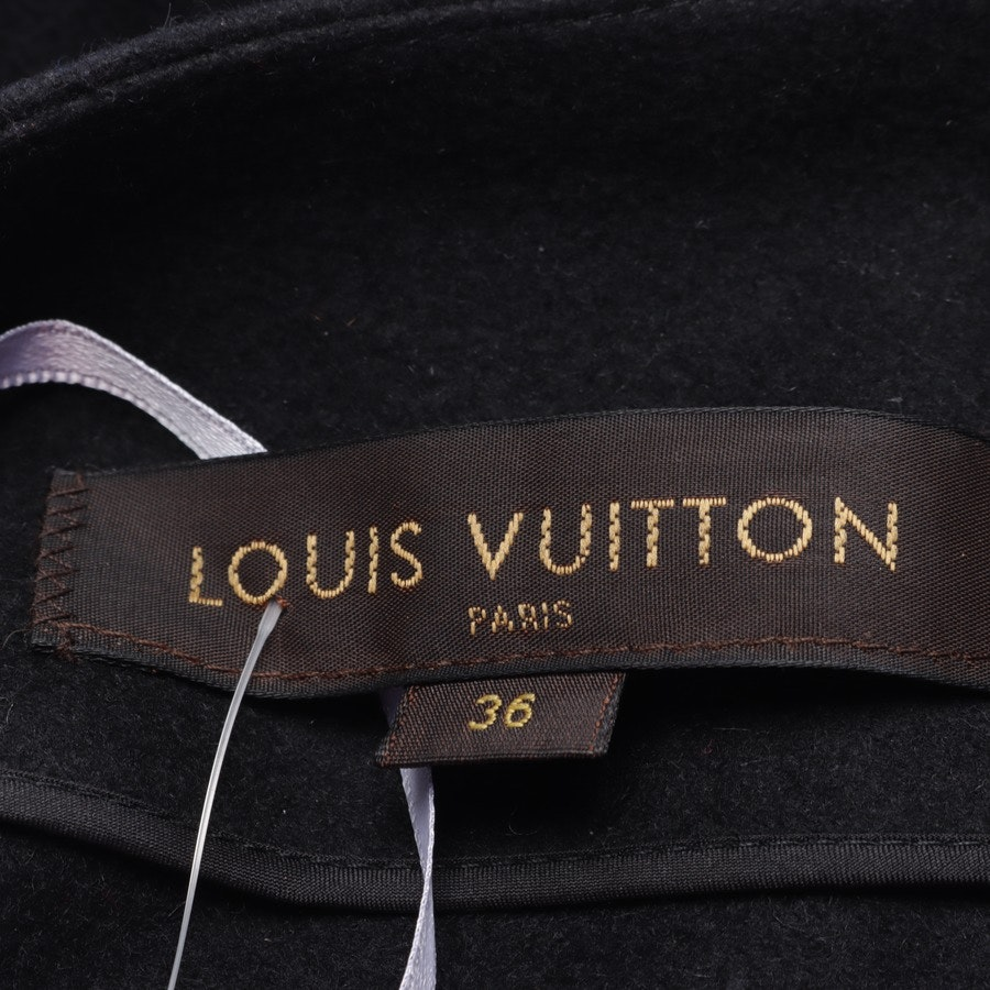 Rock von Louis Vuitton in Schwarz Gr. 34 FR 36
