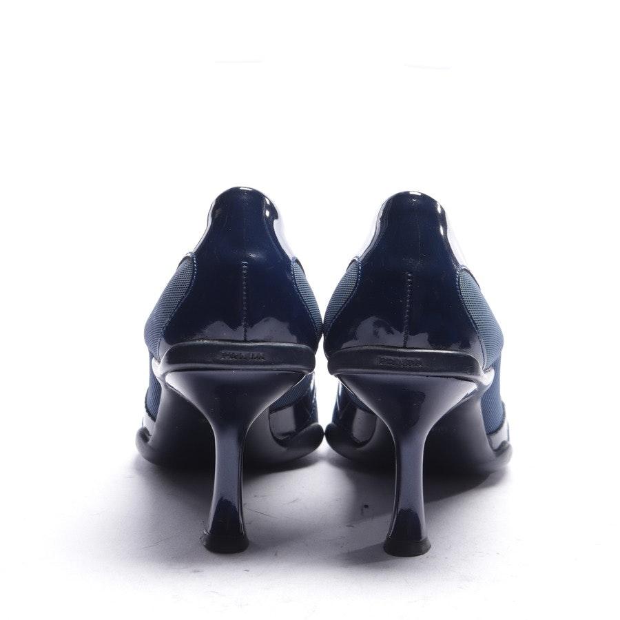 Pumps von Prada in Blau Gr. EUR 38