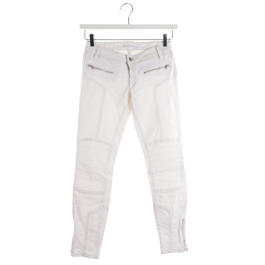 Jeans von Marc O'Polo in Weiß Gr. W26 - Skara Robo