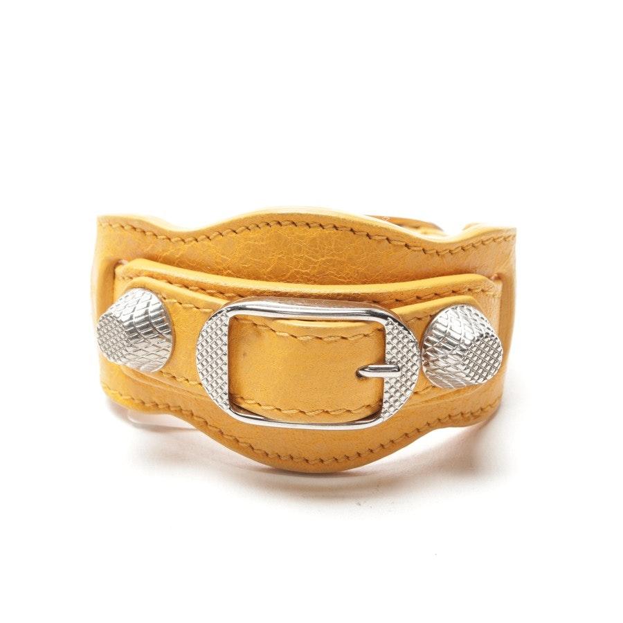 Armband von Balenciaga in Gelb