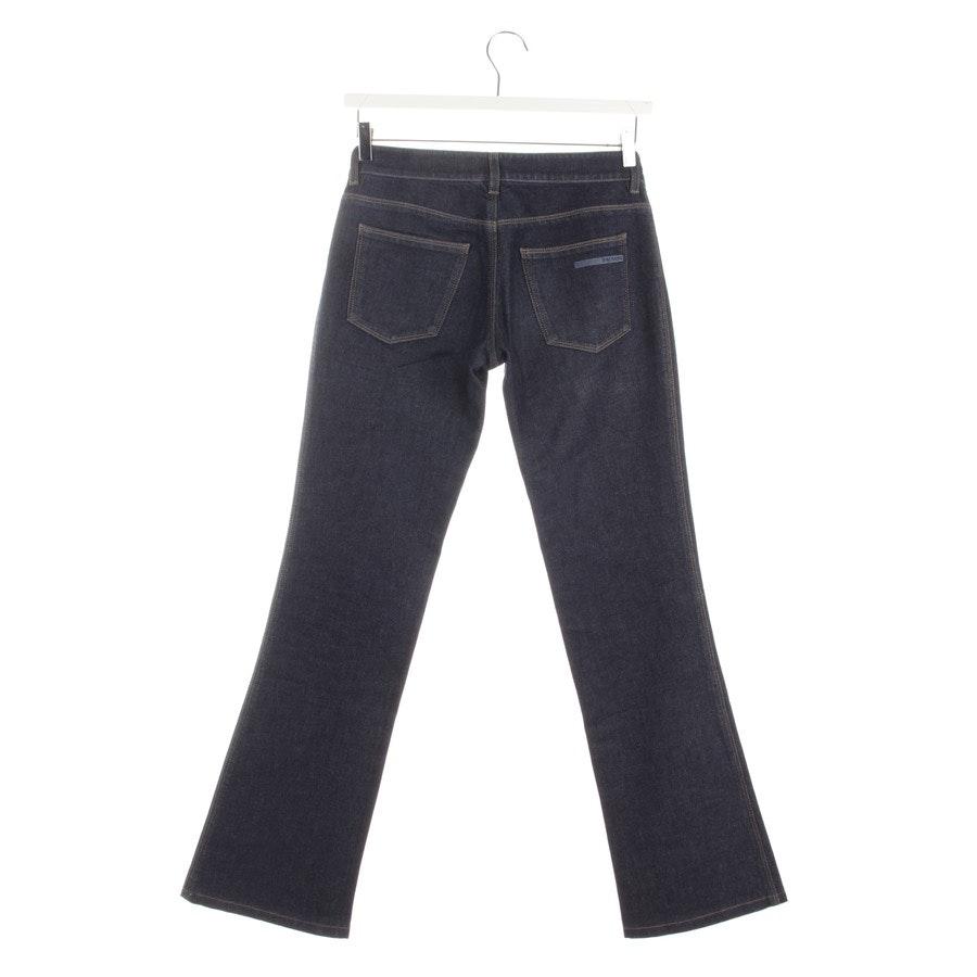 Jeans von Prada Linea Rossa in Blau Gr. W26