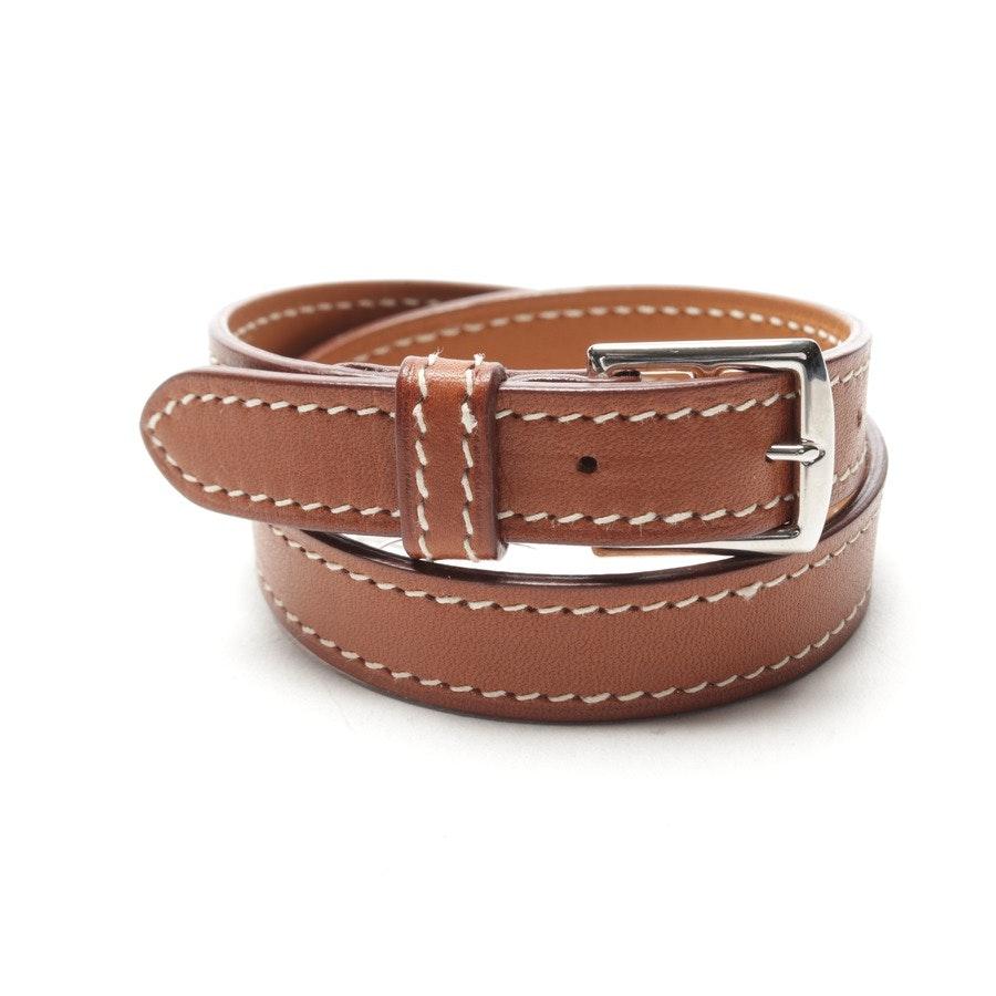 Armband von Hermès in Braun