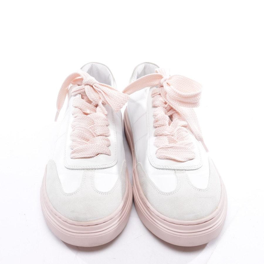 Sneaker von Hogan in Grau und Rosa Gr. EUR 39,5